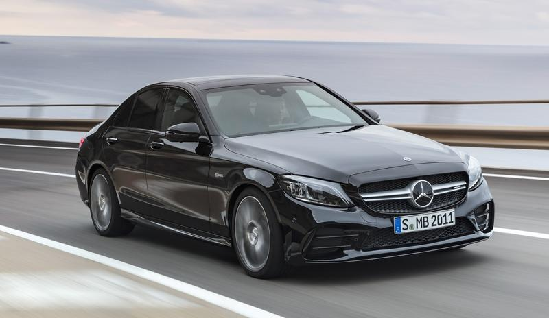 2019 Mercedes-AMG C43 Debuts In Geneva, And It's A Classic Mercedes Refresh