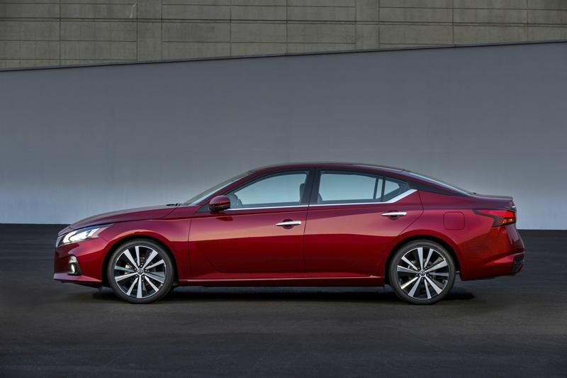 Why is the Nissan Altima the Most Stolen New Car in the United States?