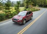 2019 Subaru Forester Adds Size And Safety, Scraps Turbo And Manual Gearbox - image 775807