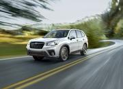 2019 Subaru Forester Adds Size And Safety, Scraps Turbo And Manual Gearbox - image 775809