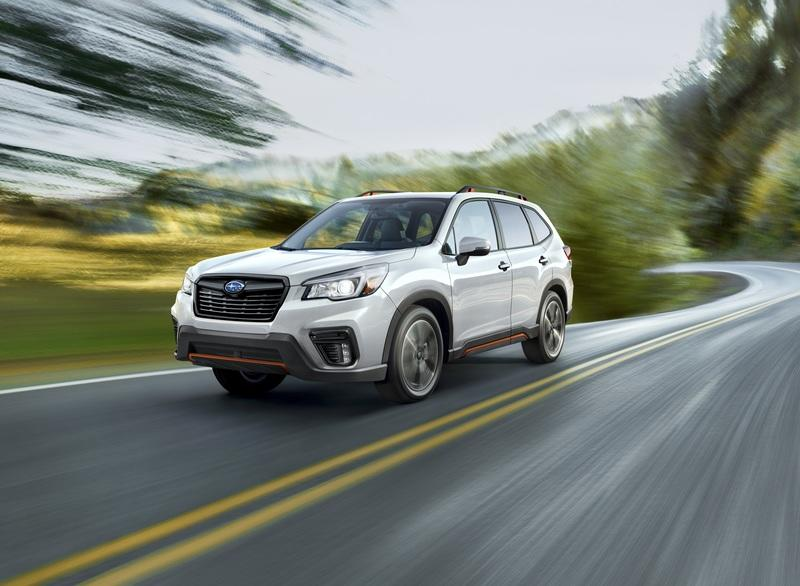 2019 Subaru Forester Adds Size And Safety, Scraps Turbo And Manual Gearbox Exterior - image 775809