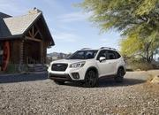 2019 Subaru Forester Adds Size And Safety, Scraps Turbo And Manual Gearbox - image 775810