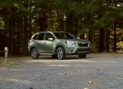 2019 Subaru Forester Adds Size And Safety, Scraps Turbo And Manual Gearbox - image 775799