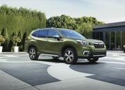 2019 Subaru Forester Adds Size And Safety, Scraps Turbo And Manual Gearbox - image 775800