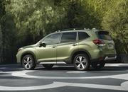 2019 Subaru Forester Adds Size And Safety, Scraps Turbo And Manual Gearbox - image 775802