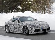 The Very First 2020 Toyota Supra Will Be Sold at a Charity Auction - image 774433