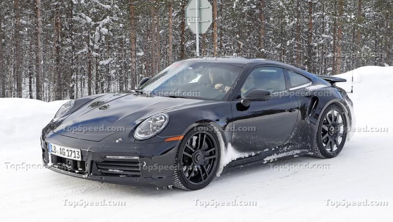 The 2020 Porsche 911 GT3 Will Feature Twin Turbos and a Mild Power Bump