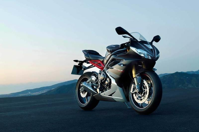 Triumph removes the Daytona 675 off its shelves