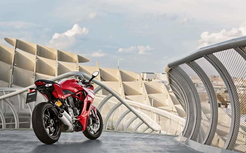 2018 Ducati 939 SuperSport