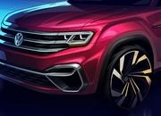A Five-Seater Volkswagen Atlas will Debut in New York, but Where the Hell Will it Fit in the Lineup? - image 774649