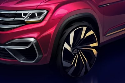 A Five-Seater Volkswagen Atlas will Debut in New York, but Where the Hell Will it Fit in the Lineup? - image 774648