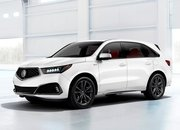 Acura MDX A-Spec Looks Sportier, Lacks the Extra Power - image 775847