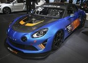 The Alpine A110 GT4 Is the Hottest A110 Ever Built! - image 772735