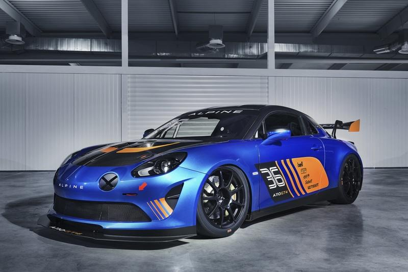 The Alpine A110 GT4 Is the Hottest A110 Ever Built!