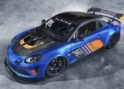 The Alpine A110 GT4 Is the Hottest A110 Ever Built! - image 772737