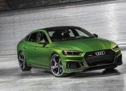 "Audi Claims The New RS5 Can Do 0 to 60 MPH in Four Seconds, But What Can it Do Under ""Ideal Conditions?"" - image 775619"