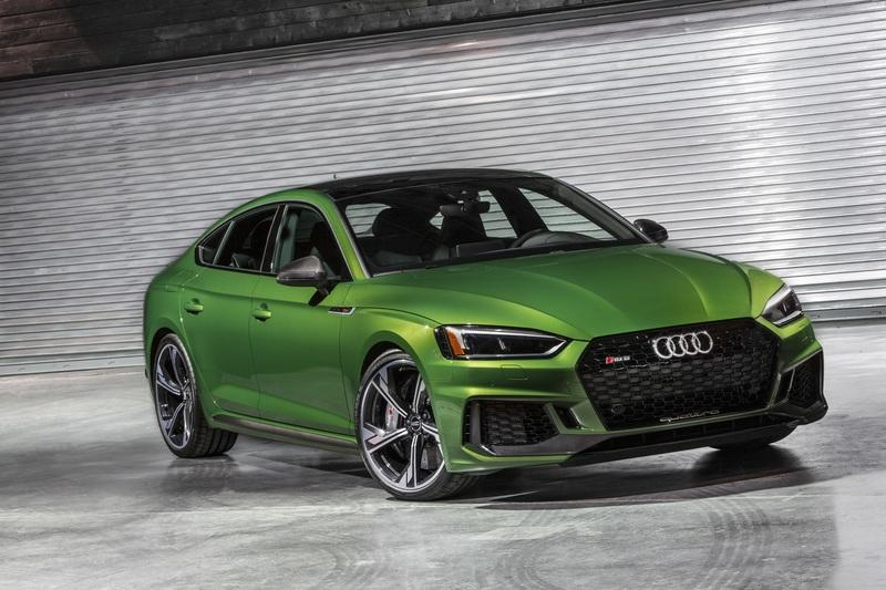"Audi Claims The New RS5 Can Do 0 to 60 MPH in Four Seconds, But What Can it Do Under ""Ideal Conditions?"" Exterior - image 775619"