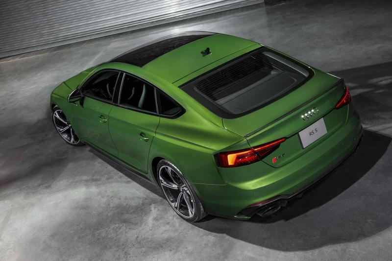"Audi Claims The New RS5 Can Do 0 to 60 MPH in Four Seconds, But What Can it Do Under ""Ideal Conditions?"" Exterior - image 775621"