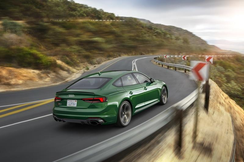 Wallpaper of the Day: 2019 Audi RS5 Sportback