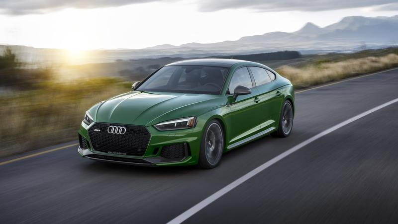 "Audi Claims The New RS5 Can Do 0 to 60 MPH in Four Seconds, But What Can it Do Under ""Ideal Conditions?"""