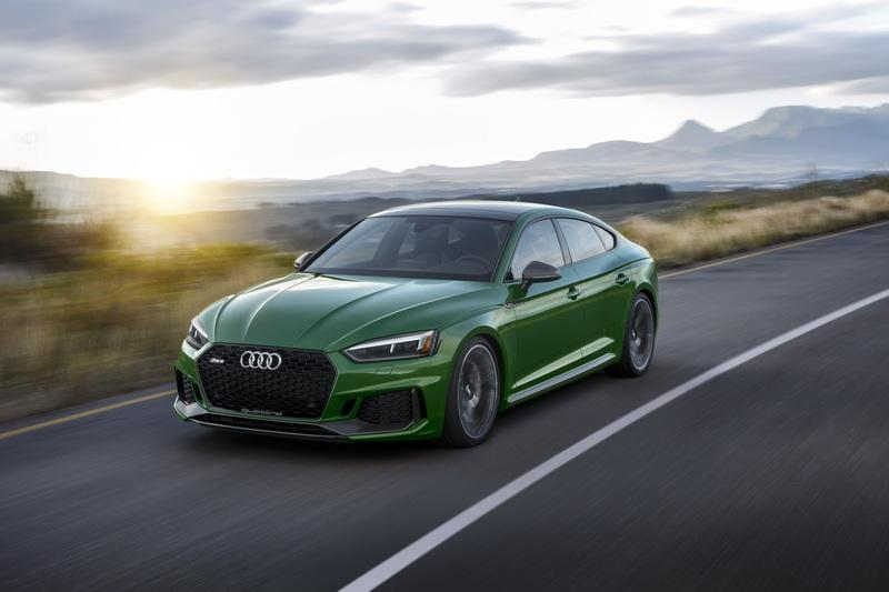 "Audi Claims The New RS5 Can Do 0 to 60 MPH in Four Seconds, But What Can it Do Under ""Ideal Conditions?"" Exterior Wallpaper quality - image 775610"