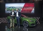 "Audi Claims The New RS5 Can Do 0 to 60 MPH in Four Seconds, But What Can it Do Under ""Ideal Conditions?"" - image 775615"