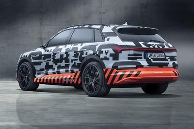 Audi Thinks The E-Tron Quattro is Worth Double that of a Q7; Sets Pricing at $99,000 - image 771990