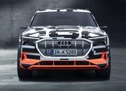 The New Audi E-Tron SUV Will Shed its Camo at the Audi Summit on August 30th - image 771992