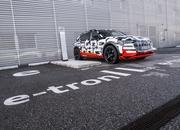 The New Audi E-Tron SUV Will Shed its Camo at the Audi Summit on August 30th - image 771996