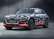 The New Audi E-Tron SUV Will Shed its Camo at the Audi Summit on August 30th - image 771987