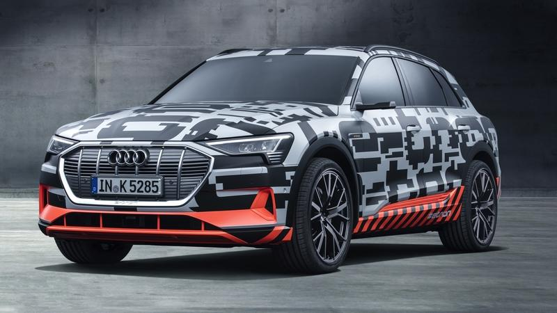 Audi Thinks The E-Tron Quattro is Worth Double that of a Q7; Sets Pricing at $99,000