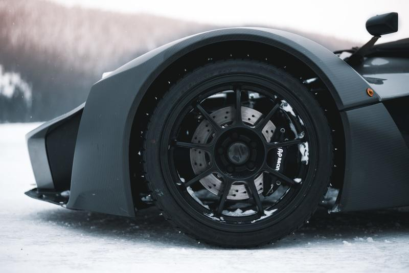 Video of the Day: BAC Mono Ice Driving Experience 2018 In Sweden