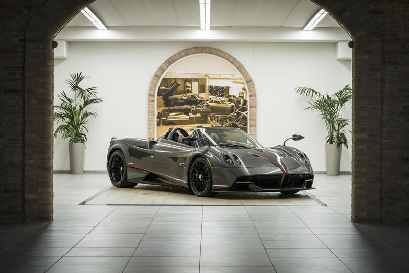 Because Supercars Aren't Enough, Pagani Just Invented Its Own Fabric