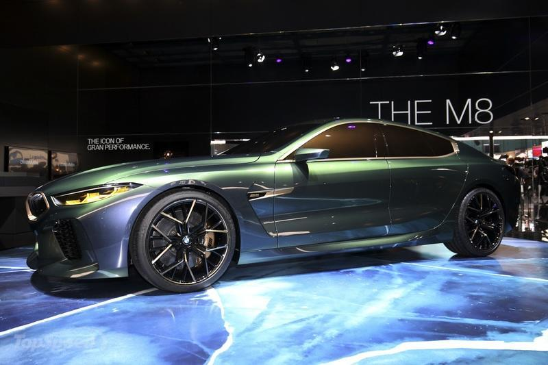 Report: A 2020 BMW M8 Competition is Definitely in the Works
