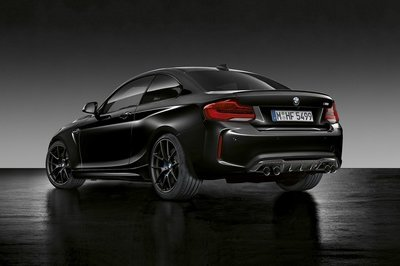 2018 BMW M2 Coupe Edition Black Shadow - image 771612