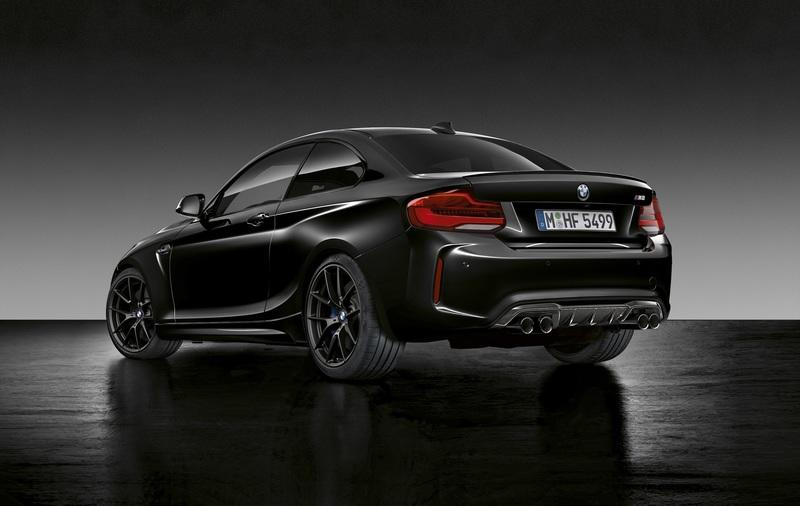 2018 BMW M2 Coupe Edition Black Shadow Exterior - image 771612
