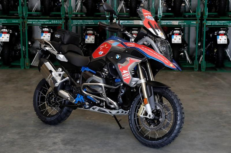 BMW preps the R 1200 GS Rallye for the GS Trophy Exterior - image 774206