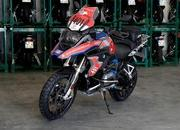 BMW preps the R 1200 GS Rallye for the GS Trophy - image 774207