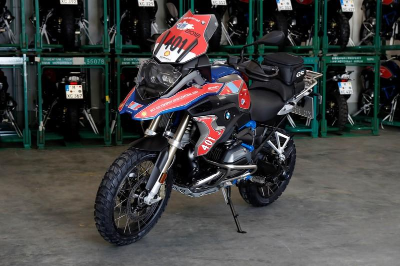 BMW preps the R 1200 GS Rallye for the GS Trophy