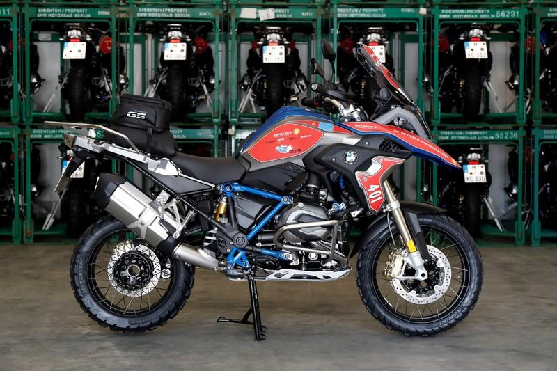 BMW preps the R 1200 GS Rallye for the GS Trophy Exterior - image 774208