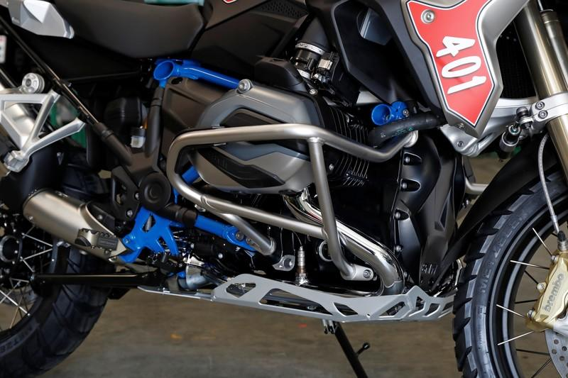 BMW preps the R 1200 GS Rallye for the GS Trophy Exterior - image 774197