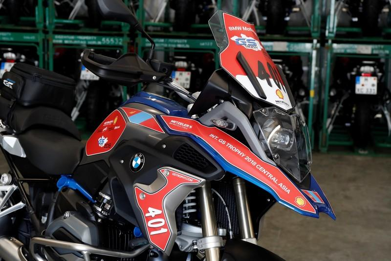 BMW preps the R 1200 GS Rallye for the GS Trophy Exterior - image 774204