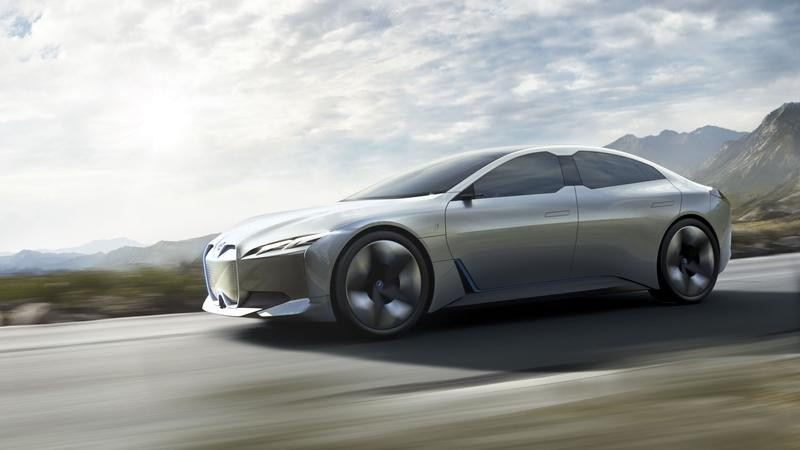 BMW Will Use Different Battery Designs so Future Electric Cars Won't Look Weird