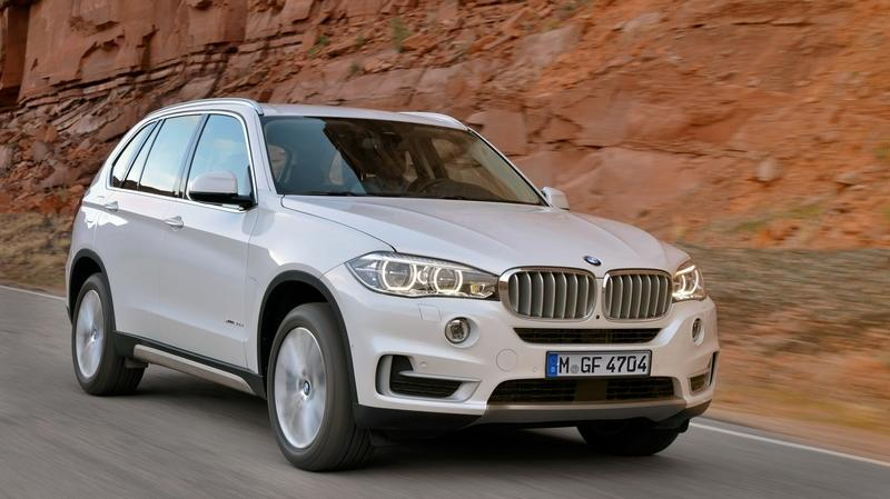 BMW Sued After an X5's Self-Closing Door Cut Off Someone's Thumb!!!