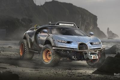 Budget Direct Renders 7 Sports Cars Built For Off-Roading - image 773965