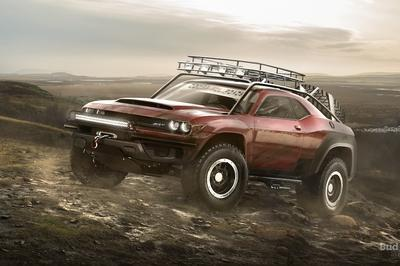 Budget Direct Renders 7 Sports Cars Built For Off-Roading - image 773966