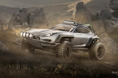 Budget Direct Renders 7 Sports Cars Built For Off-Roading - image 773968