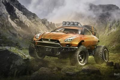 Budget Direct Renders 7 Sports Cars Built For Off-Roading - image 773969
