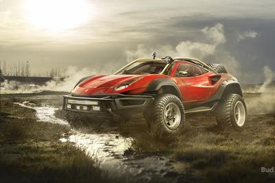Budget Direct Renders 7 Sports Cars Built For Off-Roading - image 773963