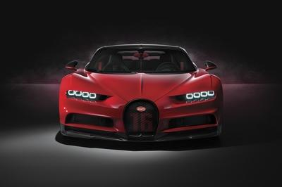 The Buggati Chiron Sport Weighs Less, Gets Carbon Fiber Wipers and a New Exhaust Layout; Costs an Extra $1 Million - image 772077